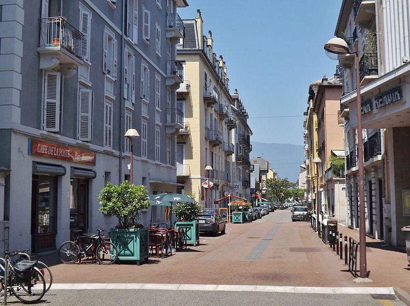 un loyer moyen à Chambéry
